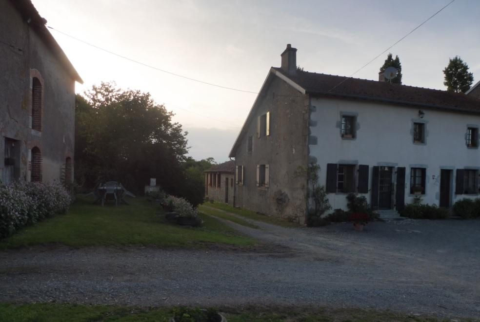 FRANCE - SHEEP FARM FOR SALE    Ref L12